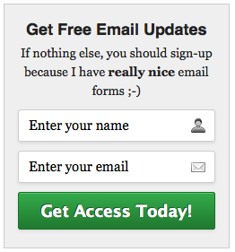 email-singup-form