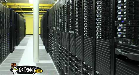 godaddy-datacenter