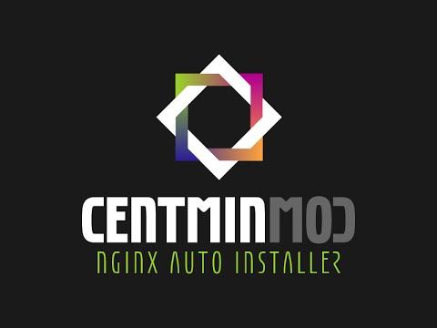 Hướng dẫn cài đặt CentMinMod từ cơ bản đến nâng cao