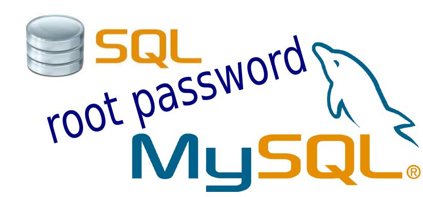 Reset mật khẩu MySQL trong CentOS