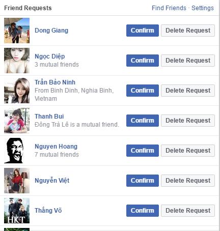 [Video]Hướng dẫn hủy lời mời kết bạn Facebook hàng loạt
